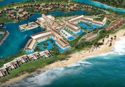 滨海休闲度假酒店设计方法研究----以三亚亚龙湾瑞吉