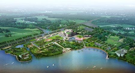 山东省聊城市文化广场规划