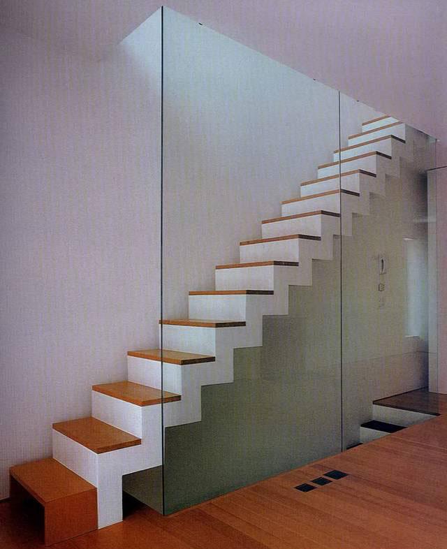 建筑楼梯设计图片锦集