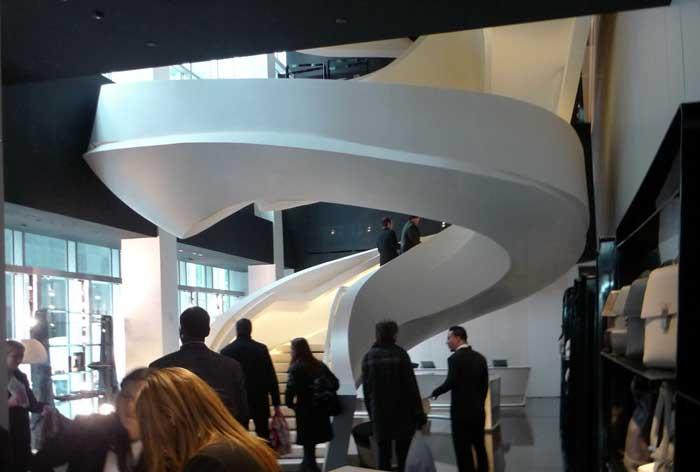fuksas设计纽约第五大道阿玛尼店