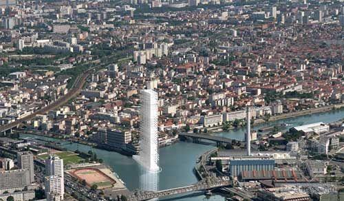 """""""大巴黎""""十大城市规划设计图"""