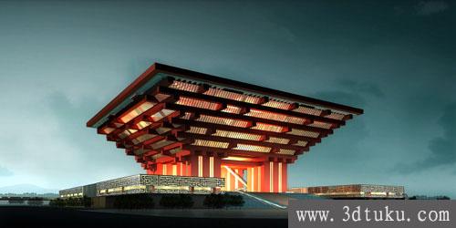 2010上海世博会各国展览馆之中国馆