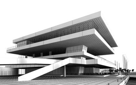 国外公共建筑设计 - archexteriors