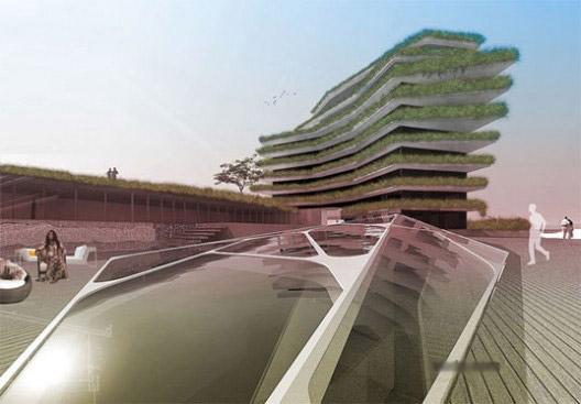 坦桑尼亚酒店建筑设计_深圳建设网|深圳勘察设计网