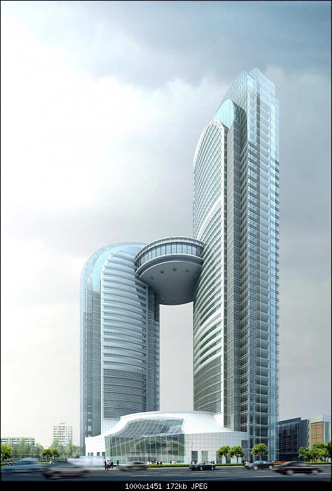 2009建筑设计效果图_深圳建设网|深圳勘察设计网