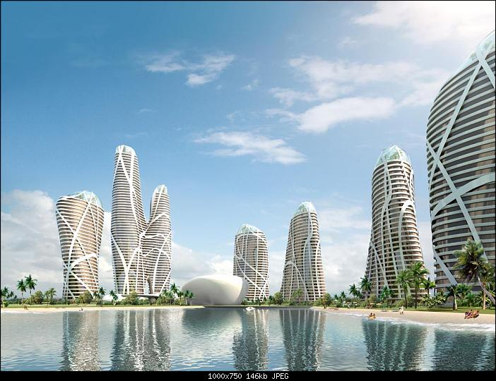 建筑外观效果图36p_深圳建设网|深圳勘察设计网