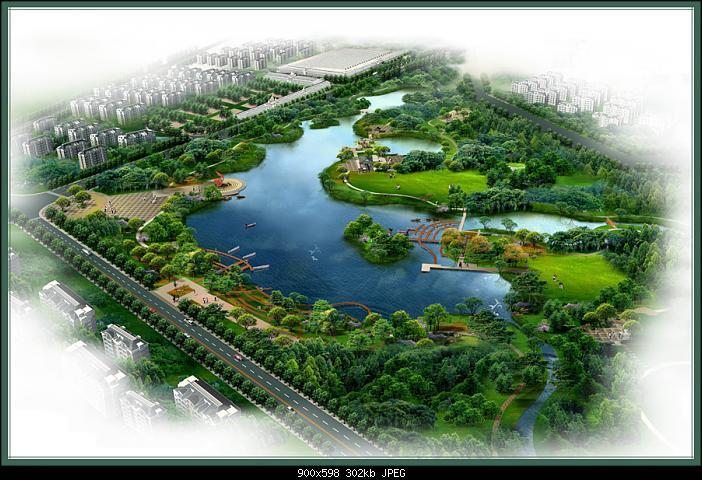 园林景观分析图分享展示