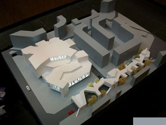 中央美术学院.2009届建筑学院毕业作品