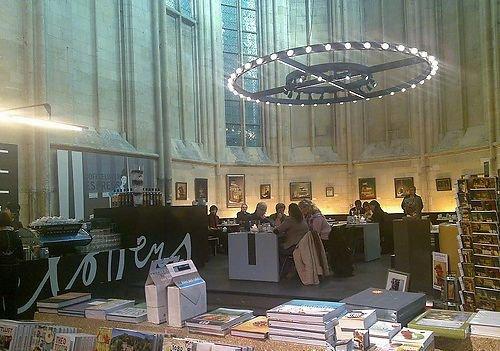 最好的书店:荷兰教堂_深圳建设网 深圳勘察设计网