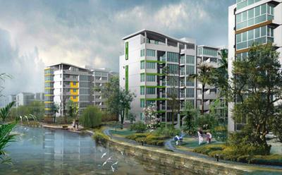 轻钢结构住宅:中国住宅产业化的必由之路