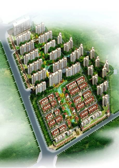 城建院深圳分院成功签约东莞富盈公馆方案设计项目/
