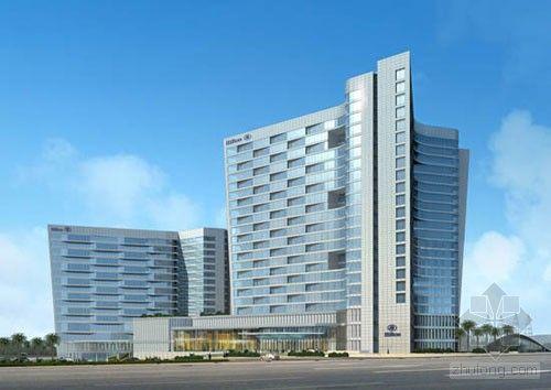 美国gp建筑设计有限公司公开利雅得希尔顿酒店的设计