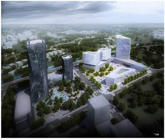 """华森公司中标""""美的总部大楼二期项目""""/"""