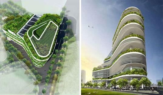 玩转地球 看未来派绿色建筑设计