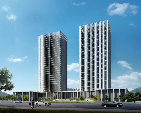 筑博设计张家港保税区行政服务中心项目中标