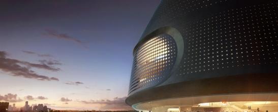 中国国家美术馆设计竞标方案