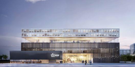 酒店建筑设计图——巴塞罗那5星