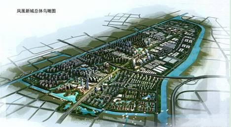 龙城半岛周边规划图