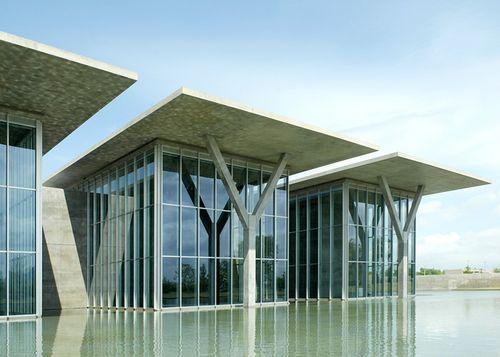 美国沃斯堡现代美术馆