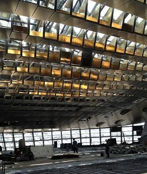 国际会议中心 建筑设计绿色环保