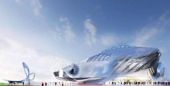 大连国际会议中心 跳动的新城市文化地标