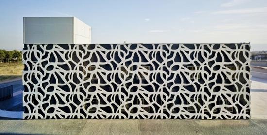 西班牙全民创意标志建筑设计