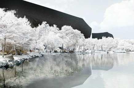 中国美术馆 设计