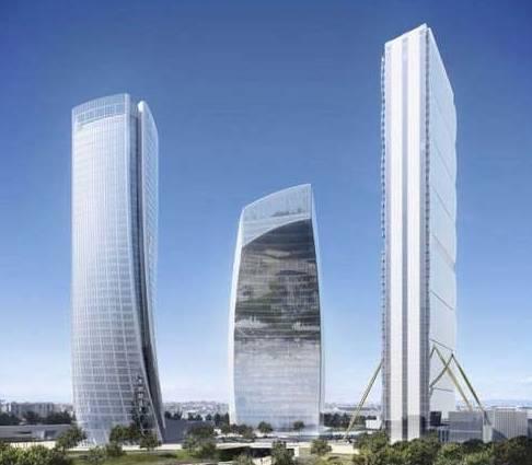 扎哈·哈迪德为米兰城市生活设计的大厦期望摆脱注重技术层面的方案