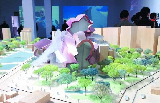 融合泉州元素 泉州当代艺术馆新馆设计方案亮相