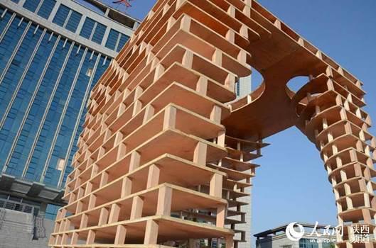 上百件建筑设计作品亮相校园建筑展