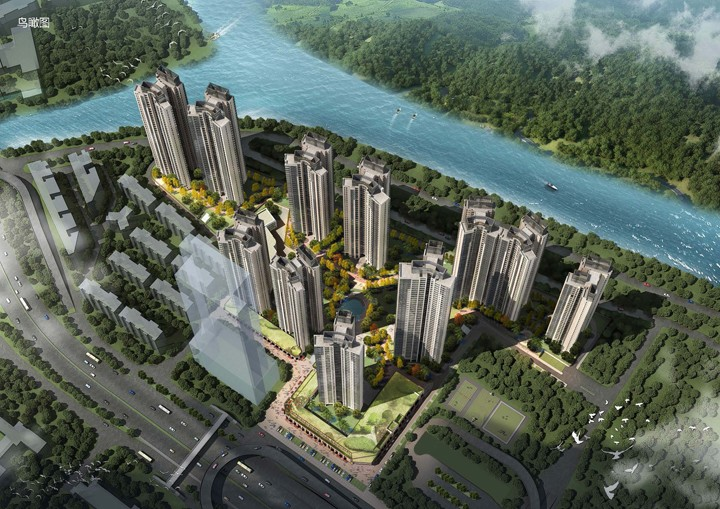 筑博设计中海鹿丹村(H103-0010号宗地)项目收到中海 ...