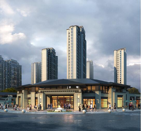 华艺设计 南京江宁区NO.2015G58地块项目 中标