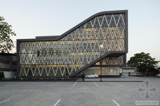 泰国Saengthai橡胶公司总部外部实-泰国Saengthai橡胶公司总部第2张图片