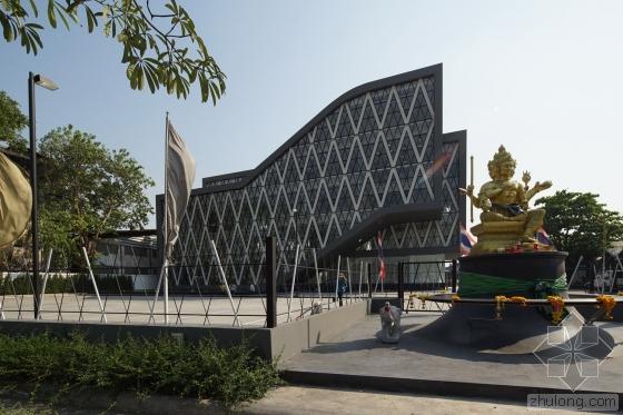 泰国Saengthai橡胶公司总部外部实-泰国Saengthai橡胶公司总部第3张图片