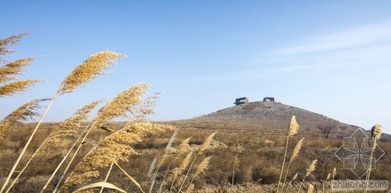 敖包山顶公园外部实景图-敖包山顶公园第3张图片