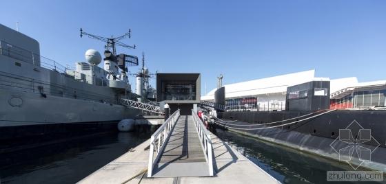 澳大利亚国家海事博物馆外部实景-澳大利亚国家海事博物馆第3张图片
