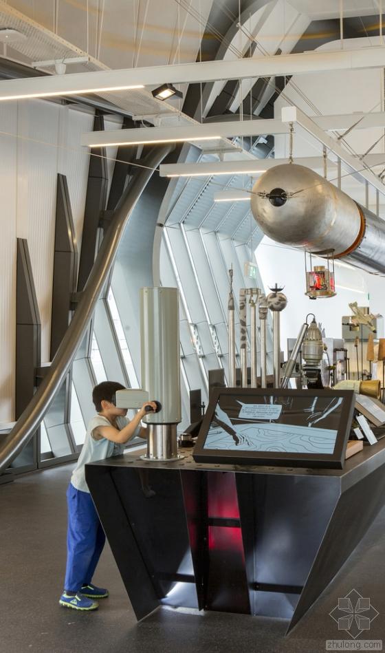 澳大利亚国家海事博物馆内部实景-澳大利亚国家海事博物馆第12张图片