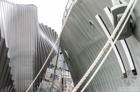 澳大利亚国家海事博物馆外部实景-澳大利亚国家海事博物馆第9张图片