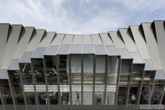 澳大利亚国家海事博物馆外部实景-澳大利亚国家海事博物馆第5张图片