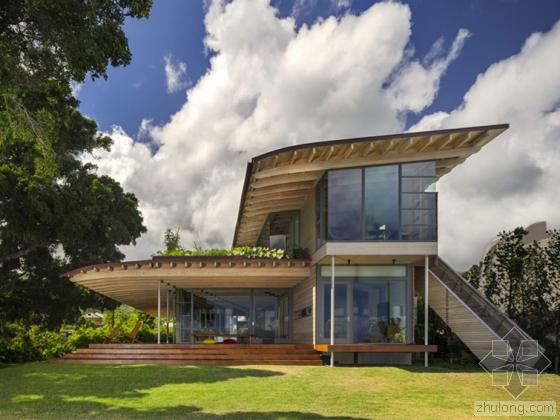 夏威夷火奴鲁鲁岛上住宅第1张图片