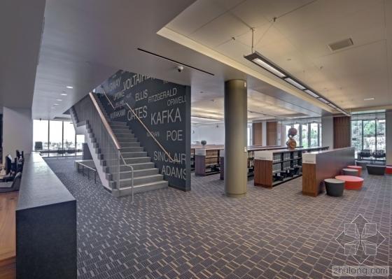 克拉夫顿希尔斯学院学习资源中心-克拉夫顿希尔斯学院学习资源中心第5张图片