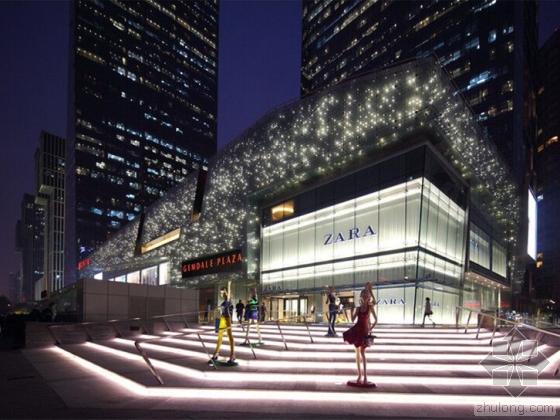 北京金地广场—大观国际购物中心