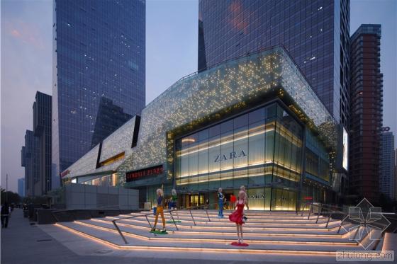 北京金地广场—大观国际购物中心-北京金地广场—大观国际购物中心第3张图片