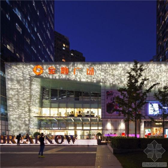 北京金地广场—大观国际购物中心-北京金地广场—大观国际购物中心第4张图片