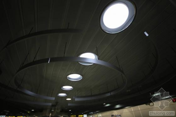 台北顶埔捷运站内部实景图-台北顶埔捷运站第12张图片