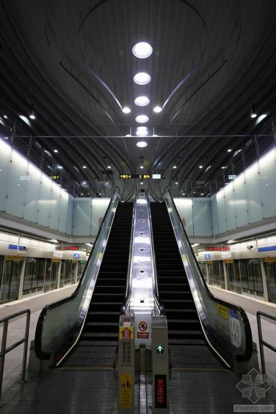 台北顶埔捷运站内部实景图-台北顶埔捷运站第15张图片