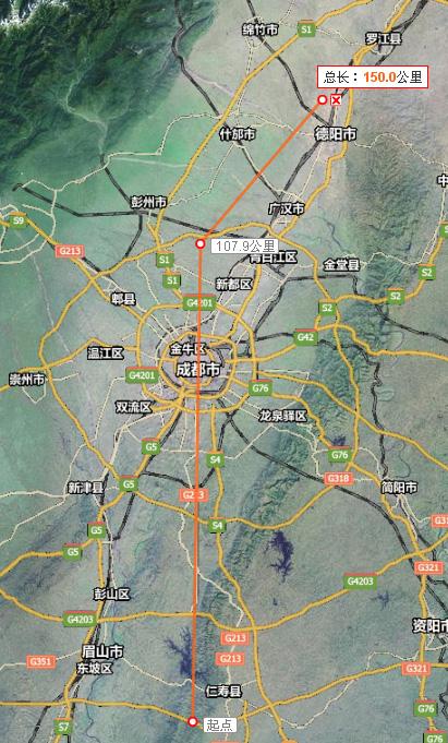 仁寿清水镇地图