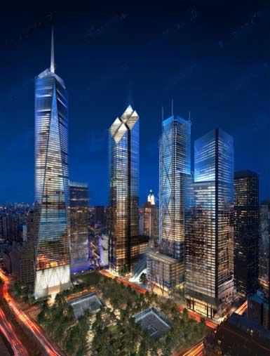 美刊曝光纽约世贸双塔建造内幕