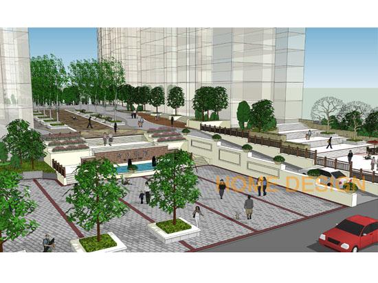 园林绿化,城市景观,小区景观,装饰设计,各种公园,住宅小区,商业广场