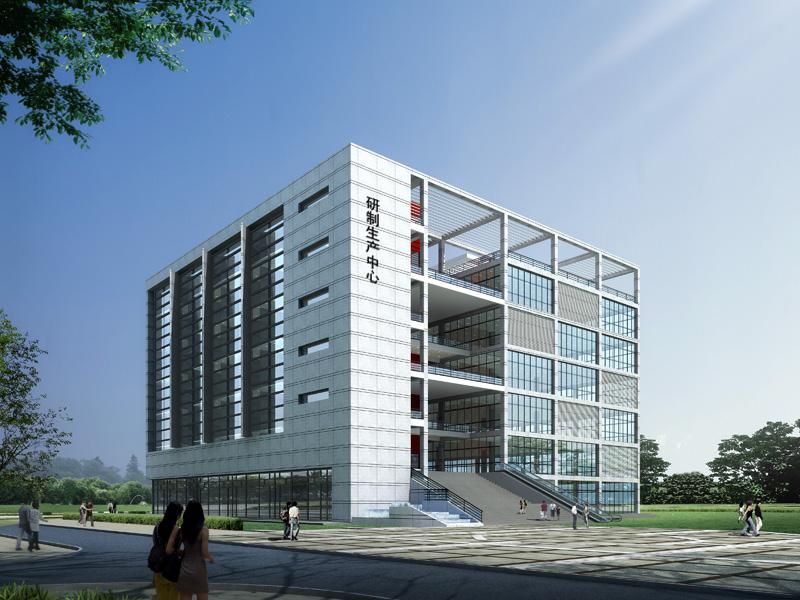 深圳清湖创意产业园-香港华天国际建筑与城市设计图片